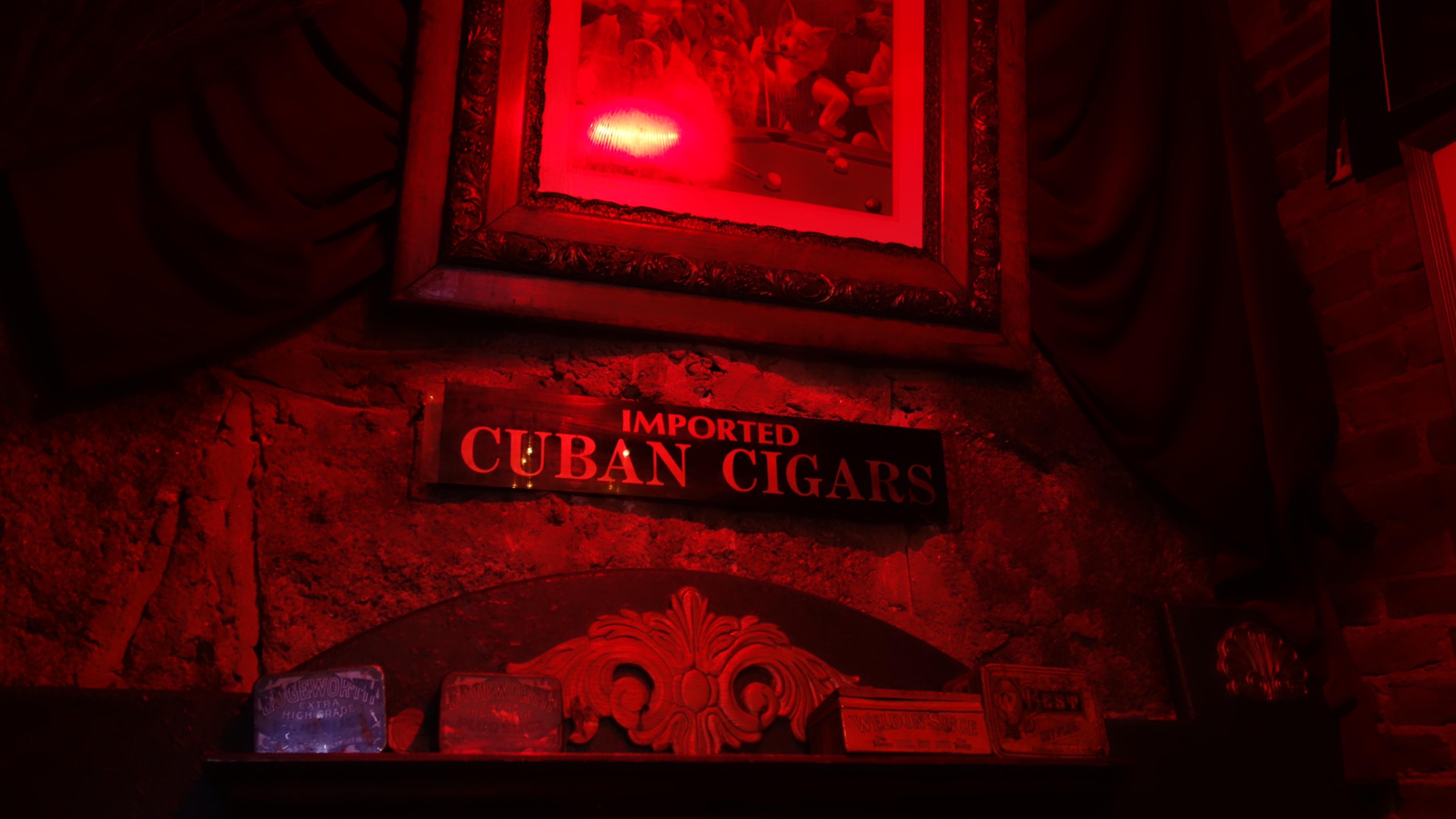Stanza Dei Sigari Boston : Stanza dei sigari u one of the most classic cigar lounge in america